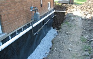 Basement Waterproofing, Tecumseh