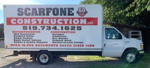 Contact Scarfone Construction and Waterproofing